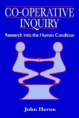 Co-Operative Inquiry Research into the Human Condition  1995 edition cover