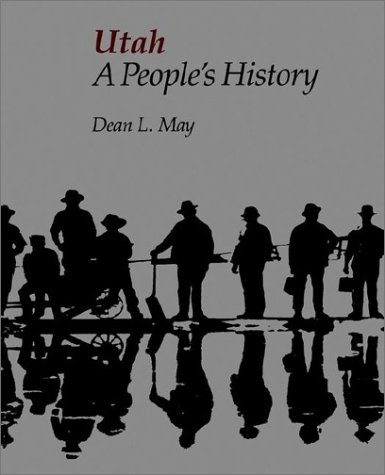 Utah A People's History  1987 edition cover