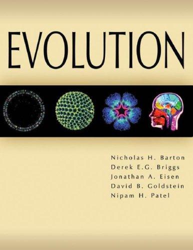 Evolution   2007 edition cover