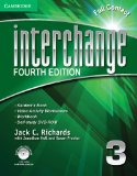 Interchange, Level 3  4th 2012 edition cover