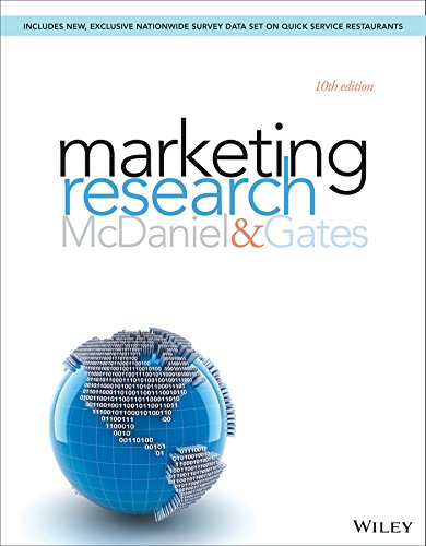 Marketing Research:   2014 9781118808849 Front Cover