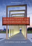 Perspectives on Contemporary Issues:   2014 edition cover