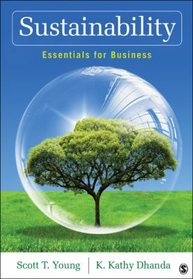 Sustainability Essentials for Business  2013 edition cover