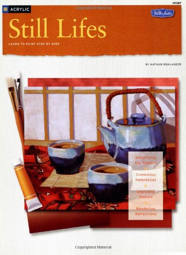 Acrylic: Still Lifes   2005 9781560108849 Front Cover