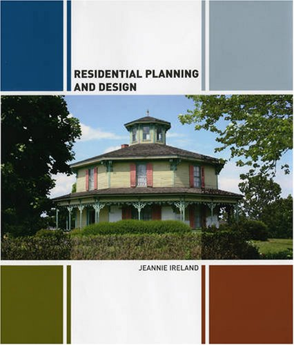 Residential Planning and Design   2007 edition cover
