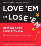 Love 'Em or Lose 'Em Getting Good People to Stay 5th 2014 edition cover