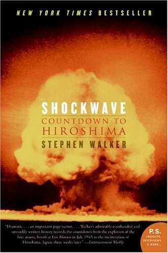 Shockwave Countdown to Hiroshima N/A 9780060742850 Front Cover