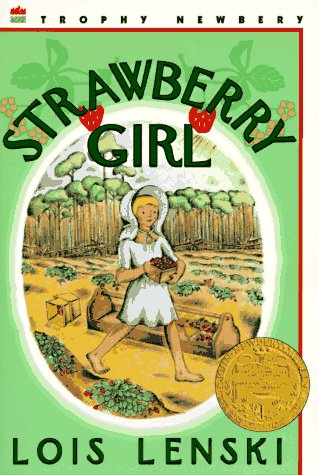 Strawberry Girl  60th 2005 9780064405850 Front Cover