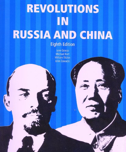 REVOLUTIONS IN RUSSIA+CHINA >C N/A 9780078039850 Front Cover