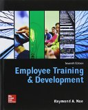 Employee Training & Development  7th 2017 9780078112850 Front Cover