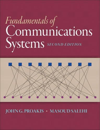 Fundamentals of Communication Systems  2nd 2014 edition cover