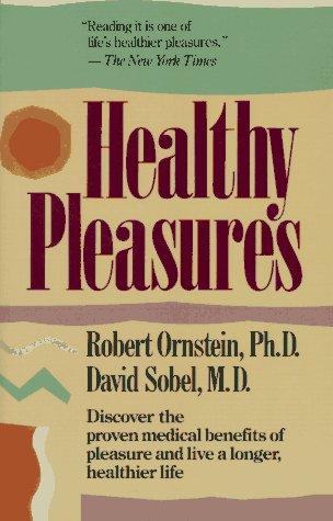 Healthy Pleasures  Reprint edition cover