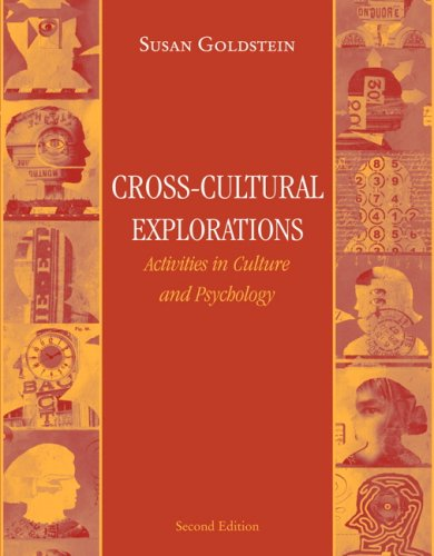 Cross-Cultural Explorations Activities in Culture and Psychology 2nd 2007 (Revised) edition cover