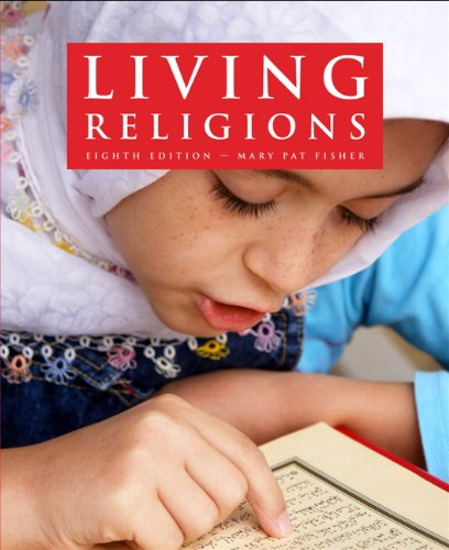 Living Religions  8th 2011 edition cover