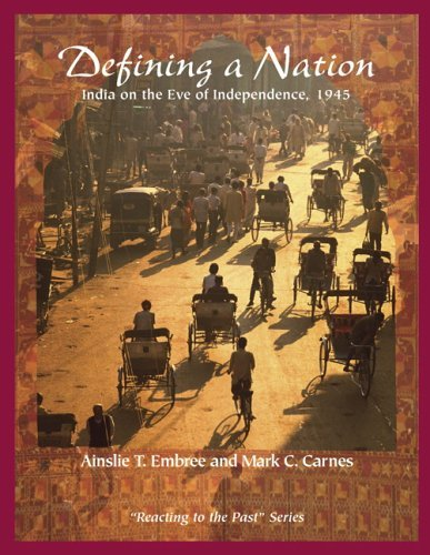 Defining a Nation India on the Eve of Independence 1945  2006 edition cover