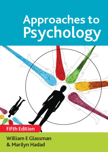 Approaches to Psychology  5th 2008 9780335228850 Front Cover