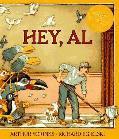 Hey, Al  N/A edition cover
