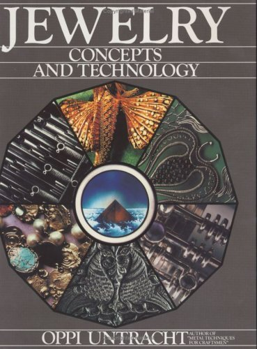Jewelry Concepts and Technology  N/A edition cover