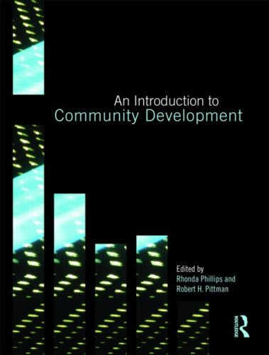 Introduction to Community Development   2009 edition cover