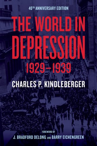 World in Depression, 1929-1939  40th 2013 9780520275850 Front Cover