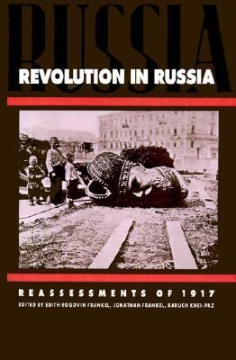 Revolution in Russia Reassessments of 1917  1992 edition cover