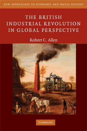 British Industrial Revolution in Global Perspective   2009 edition cover