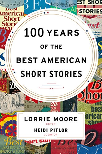 100 Years of the Best American Short Stories   2015 9780547485850 Front Cover
