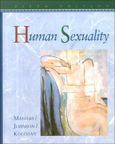 Human Sexuality  5th 1995 edition cover