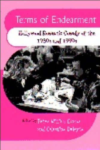 Terms of Endearment Hollywood Romantic Comedy of the 1980s And 1990s  1998 9780748608850 Front Cover
