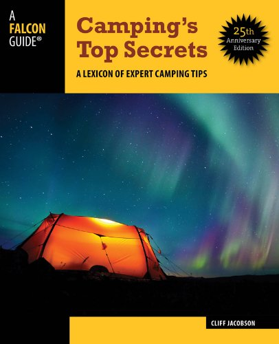 Camping's Top Secrets A Lexicon of Expert Camping Tips 4th edition cover