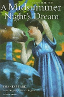 Midsummer Night's Dream A Parallel Text 3rd 2003 edition cover