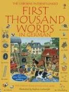 First Thousand Words   2003 (Revised) edition cover