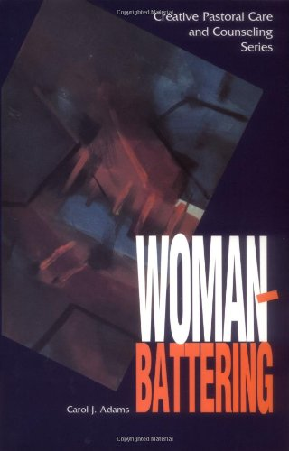 Woman-Battering  N/A 9780800627850 Front Cover