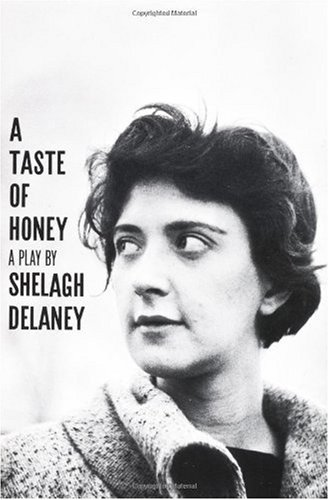 Taste of Honey A Play  1959 edition cover