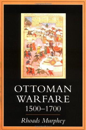 Ottoman Warfare, 1500-1700   1999 edition cover