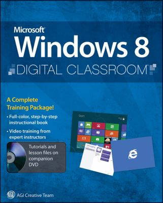 Windows 8 A Complete Training Package  2012 edition cover