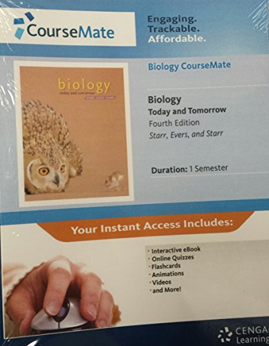 BIOLOGY:TODAY+TOMORROW W/PHYSI N/A edition cover