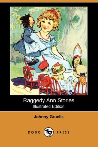 Raggedy Ann Stories  N/A 9781406549850 Front Cover