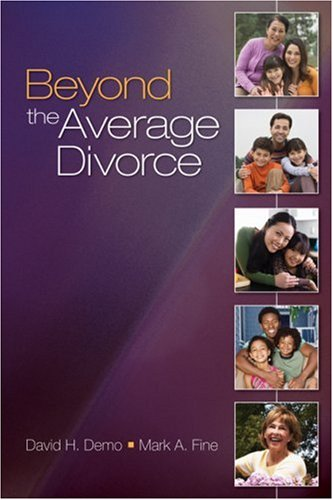 Beyond the Average Divorce   2010 edition cover