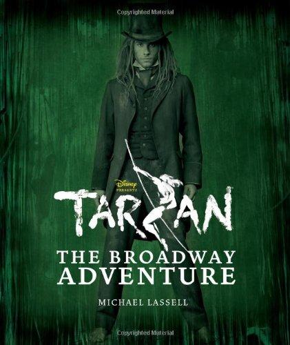 Tarzan The Broadway Adventure  2006 edition cover