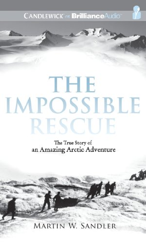 The Impossible Rescue:   2012 edition cover