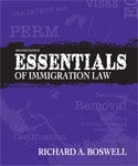 Essentials of Immigration Law:   2009 edition cover
