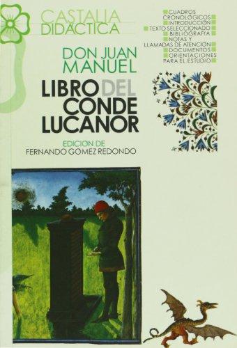 LIBRO DEL CONDE LUCANOR   1987 (Annotated) edition cover