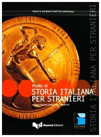 PROFILO DI STORIA ITALIANA PER N/A edition cover