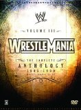 WWE WrestleMania: The Complete Anthology, Vol. III, 1995-1999 (WrestleMania XI-XV) System.Collections.Generic.List`1[System.String] artwork