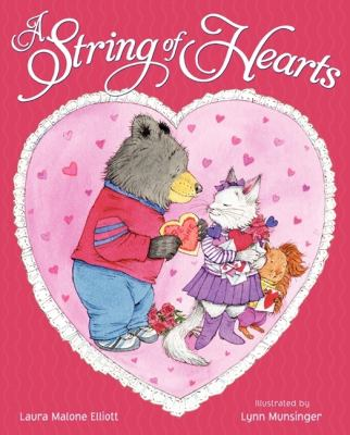 String of Hearts   2010 9780060000851 Front Cover