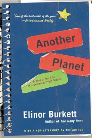 Another Planet A Year in the Life of a Suburban High School  2002 edition cover