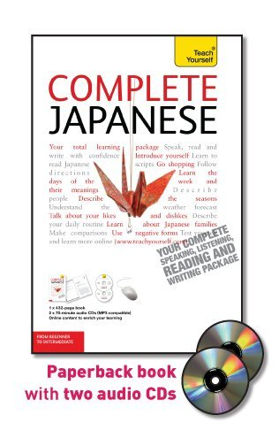 Complete Japanese  5th 2011 9780071747851 Front Cover