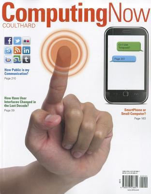 Computing Now   2012 edition cover