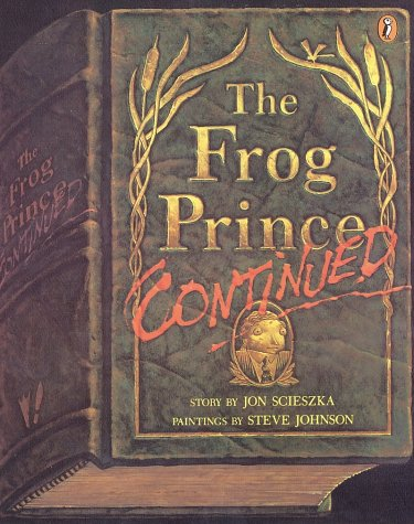Frog Prince, Continued   1992 edition cover